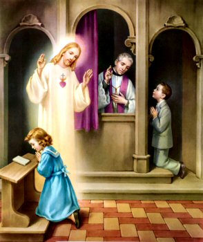 Jesus que perdona