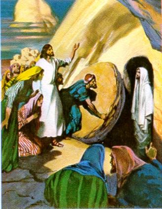 vida muerte y resurrecion de jesus:
